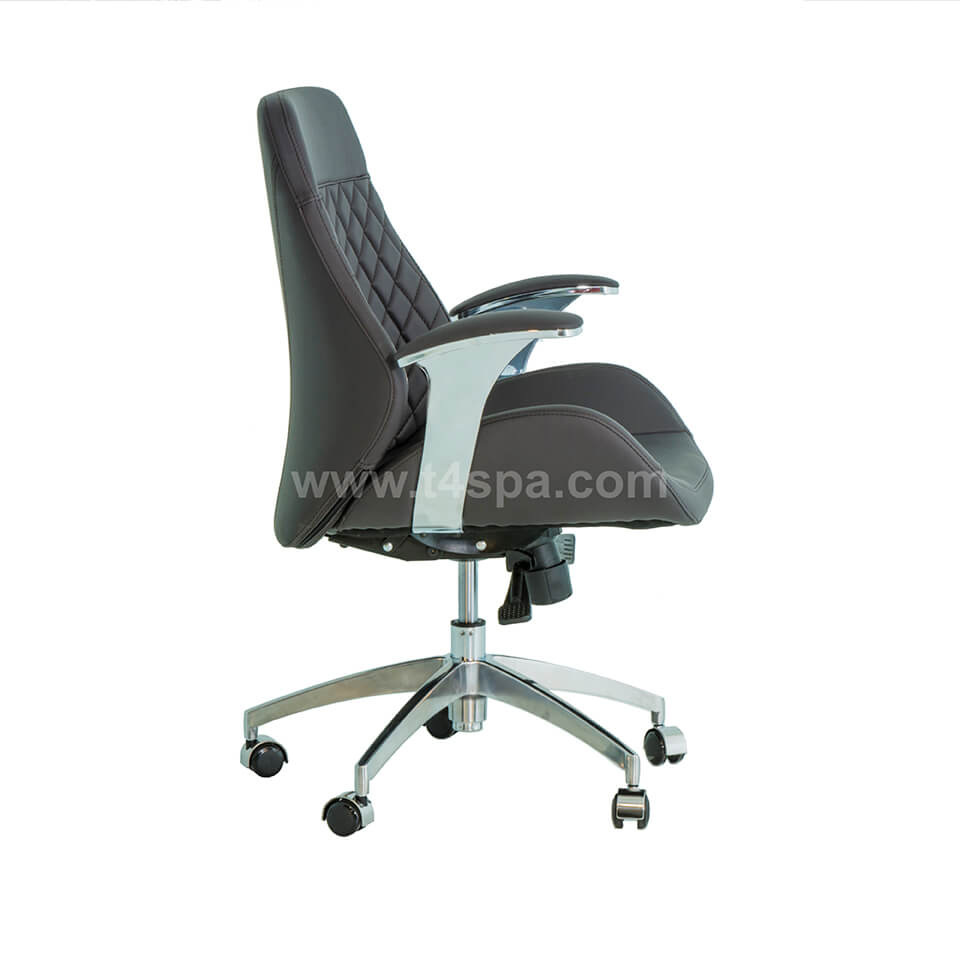 Signature Customer Seating Diamond Espresso