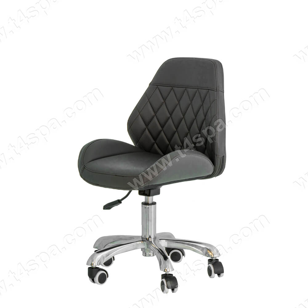 Signature Technician Stool Diamond Espresso