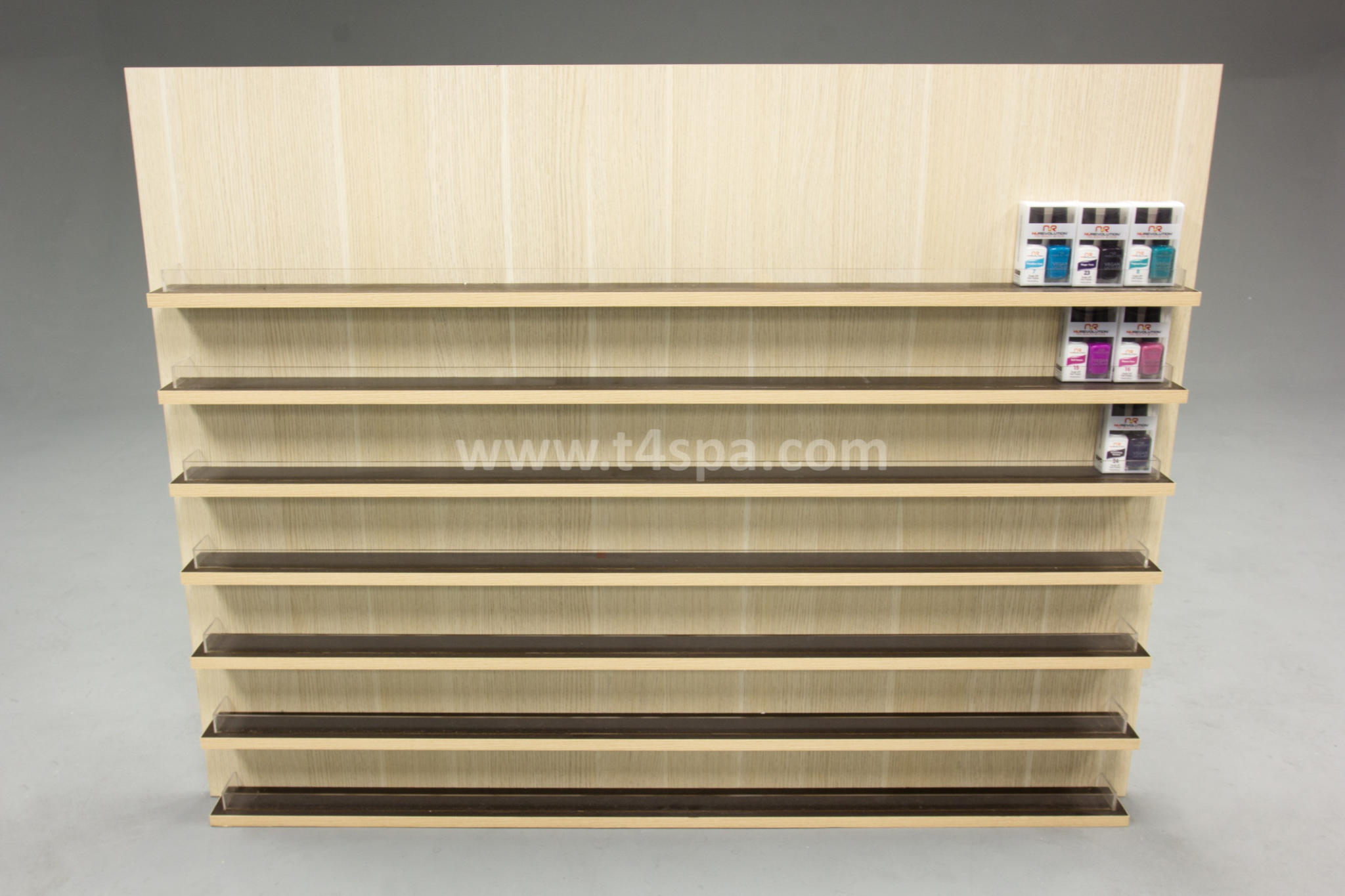 TD-9031 Wall Polish Rack-2