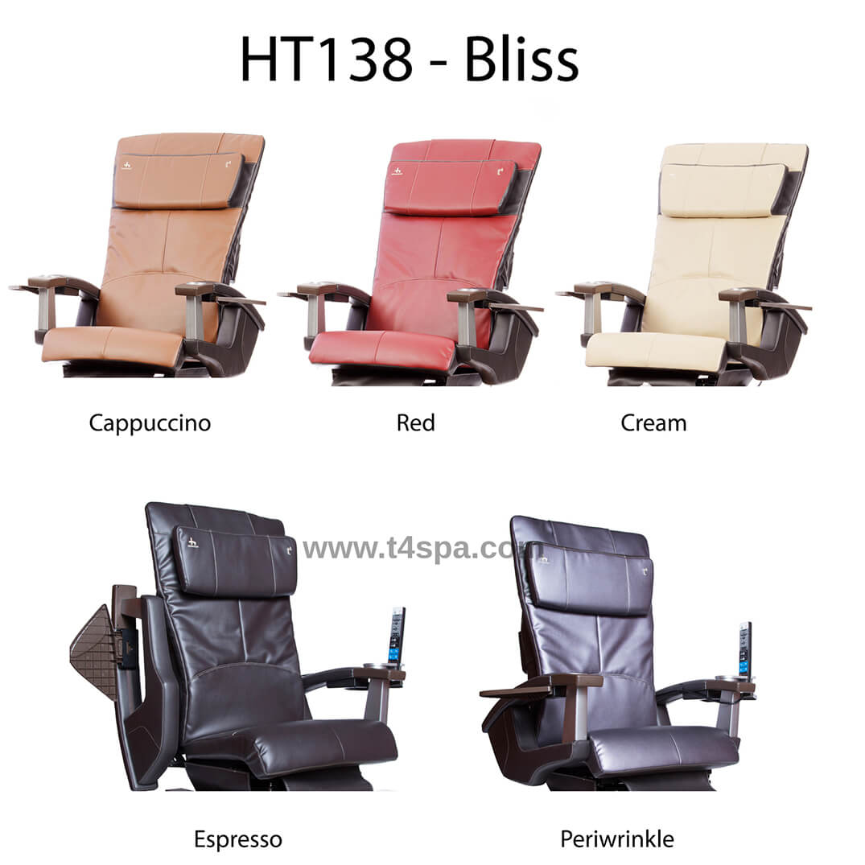 HT-138 Bliss Pad Set