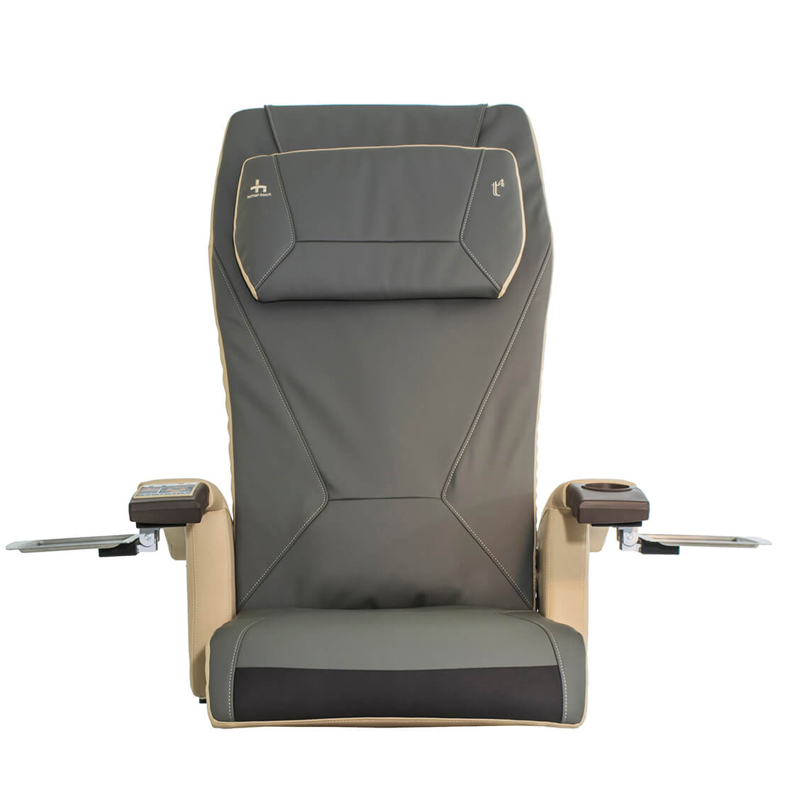HTxT4 Massage Chair Gray