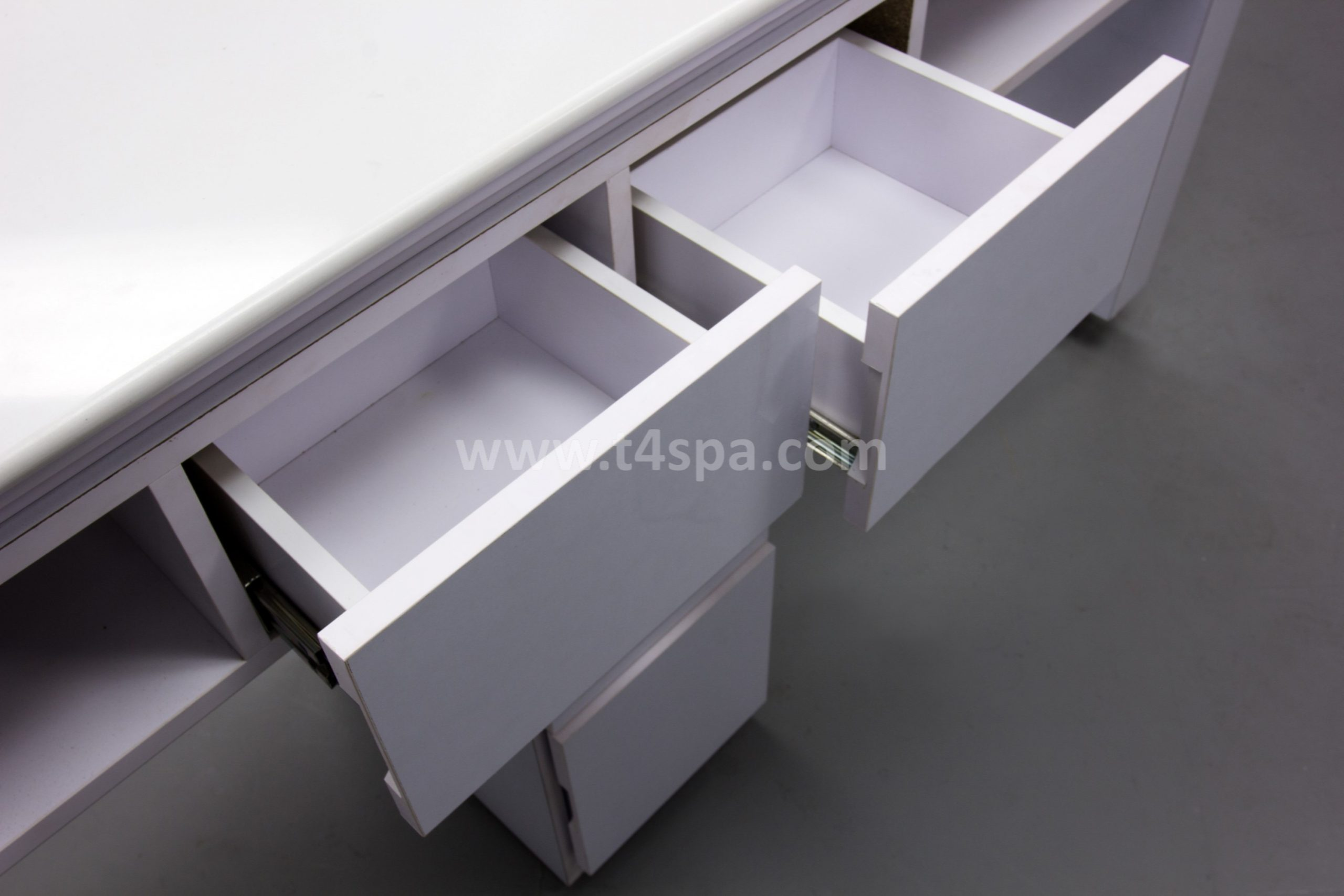 TD-5051D Double Nails Table Detail (1)