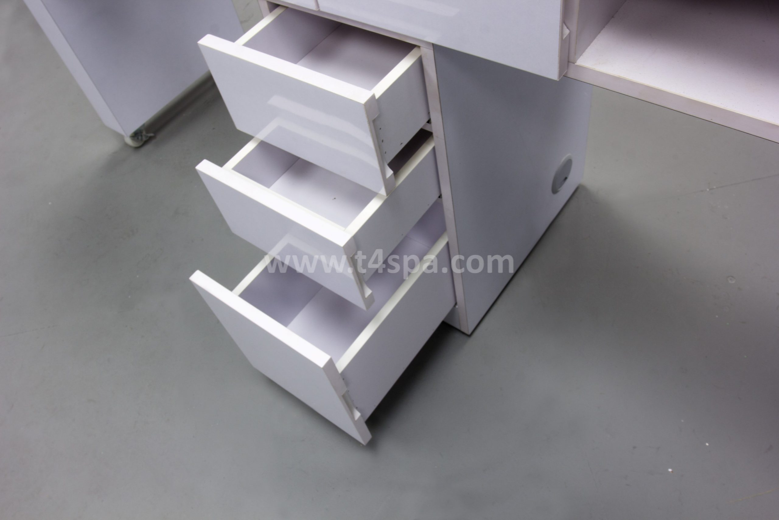 TD-5051D Double Nails Table Detail (2)